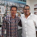 Jhoseff conversa com prefeito Marquinhos sobre projetos para 2020
