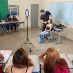 Meninas do Portal Caiobá participam de oficinas e desenvolvem marca própria