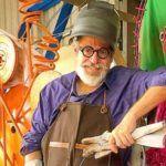 Luís Pedro Scalise expõe arte sustentável no Shopping Bosque dos Ipês